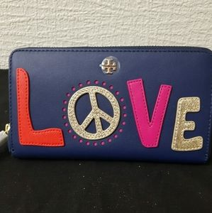 Tory Burch Love Wallet